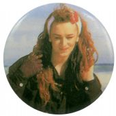 Culture Club - 'George Hairband' Button Badge